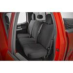 F150 Neoprene Front and Rear Seat Cover Black 1520 F150 XL XLT 3