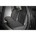 Dodge Neoprene Front and Rear Seat Covers 0918 RAM 1500 3