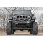 Jeep Full Width Front LED Winch Bumper JK JL Gladiator JT 3