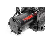 100 LB Electric Winch Synthetic Rope Pro Series 1