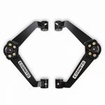 Cognito Ball Joint SM Series Upper Control Arm Kit without Dual Shock Mounts GM 1