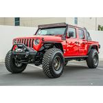 Jeep Gladiator Flat Slim Fenders For 20 Present Gladiator 1