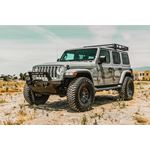 20182020 Jeep Wrangler Jl And Gladiator Jt Front Bumper Skid Plate