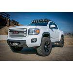 Canyon Bumper Skid Plate5 Pres GMC Canyon Steel Black Powdercoat 3