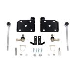 Jeep Front Sway Bar Disconnects 46 Inch 8795 4WD Jeep Wrangler YJ 1