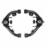 Cognito Uniball Tubular Upper Control Arm Kit with Dual Shock Mounts GM 1