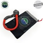Soft Shackle 58 44500 lb With Loop and Abrasive Sleeve  23 With Storage Bag 1