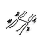 JL 4dr: Alpine Long Control Arm and Bracket Kit (3