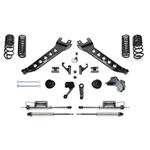 """5"""" RADIUS ARM LIFT KIT W/COIL SPACERS AND FRO"""
