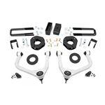 3.5 Inch GMC Suspension Lift Kit w/Upper Control Arms 19-20 Silverado/Sierra 1500 4WD/2WD w/Adaptive