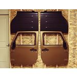 Jeep JK Freedom Top and Full Hard Door Hanger Combo Kit TeraFlex-3