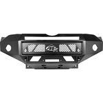2014 4Runner APEXRUNNER Steel Front Bumper Black Powder Coat 1
