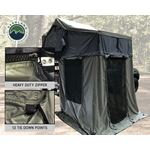 Nomadic 2 Annex  Green Base With Black Floor and Travel Cover 3