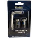 Security Bolt 8x15 2pcs Including 1 Tool 1