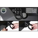 Recovery Shackle 34 475 Ton  Black 3