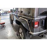 Jeep JL Wide Flat Fenders Set of 48 Present Wrangler JL 1
