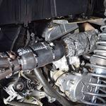Exhaust Pipe Heat Shield Armor UTV Kit 12 X 10 1