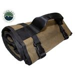 Rolled Bag General Tools With Handle And Straps  16 Waxed Canvas 1