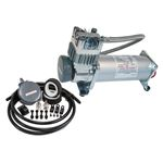 200 Psi Waterproof High Output Compressor With Air Line Remote Intake InSnorkelin And Hardware 1