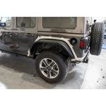 Jeep JL Wide Flat Fenders Set of 48 Present Wrangler JL 3