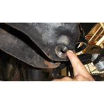 Dodge Track Bar Step Down Washer and Bushing Kit 0313 Ram 150025003500 4x4 3
