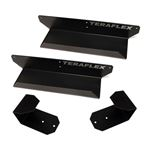 Jeep JK Freedom Top and Full Hard Door Hanger Combo Kit TeraFlex-1