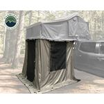 Nomadic 3 Annex  Green Base With Black Floor and Travel Cover 1