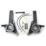 03 08 RAM 1500 2500 8 Lug 2WD 35in Lift Spindle Kit Cast 1