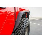 Jeep Gladiator Flat Slim Fenders For 20 Present Gladiator 3