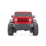 25 Inch Jeep Suspension Lift Kit Springs and Vertex Shocks 1820 Wrangler JL Rubicon 3