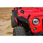 Jeep JK Slim Fenders Front and Rear 078 Wrangler JK 3