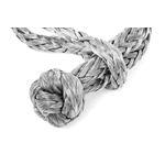 Soft Shackle Rope 716 Inch Diameter 34000 LB Breaking Strength Gray 4