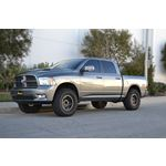 02 18 RAM 1500 2WD 4in Lift Spindle Kit Cast 3