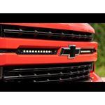 Chevy Dual 10 Inch LED Grille Kit Black Series 1920 Silverado 1500 1