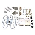 Rear Toyota to Chevy Spring Swap Kit 1