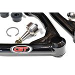07 15 GM 1500 2WD 4WD Uniball Upper Control Arms w 17 4 Stainless Steel Pin 3