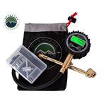 Digital Tire Gauge with Valve Kit and Storage Bag 1
