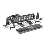 12 Inch CREE LED Light Bar Dual Row Black Series 1