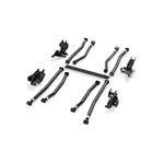 JL 2dr: Alpine IR Long Control Arm and Bracket Kit