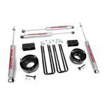 25 Inch Leveling Lift Kit 9401 Dodge Ram 1500 4WD 1