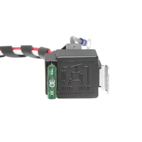 Suzuki Samurai Clicky Starter Relay Upgrade Kit 3