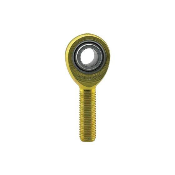 JM10MT Teflon Male Right Hand Rod End 10 Bore x M10 x 15 Thread 1
