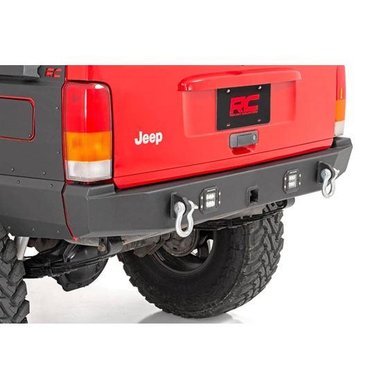 Jeep Rear LED Bumper 8401 Cherokee XJ 1