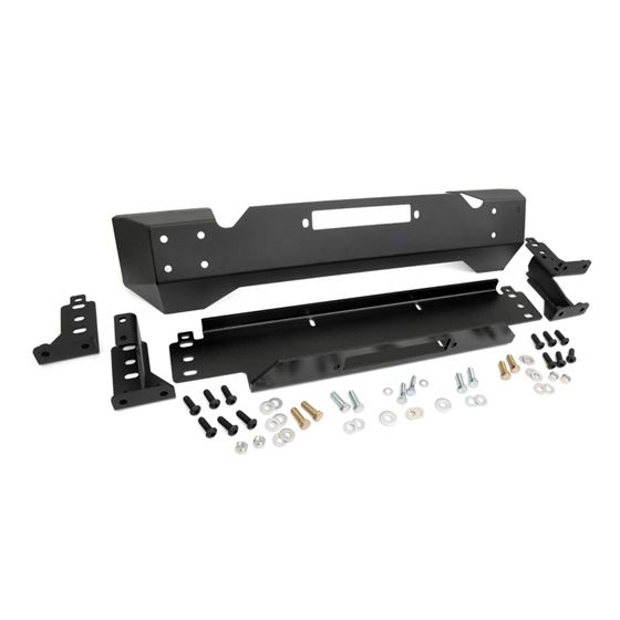 Jeep Stubby Front Winch Bumper 1