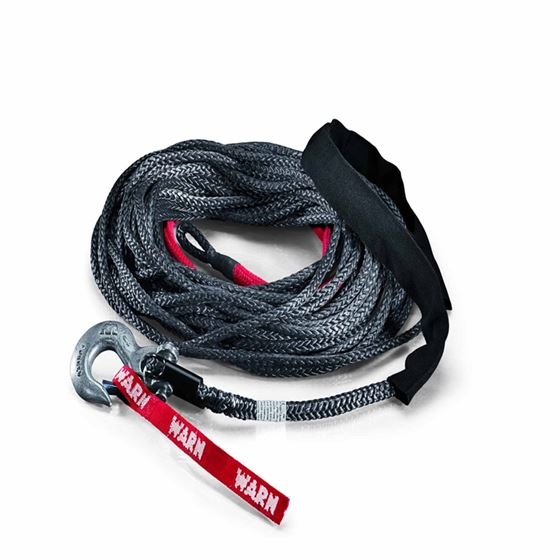 10000 Lb 38 Dia X 80 Ft Poly Rope Winch 1