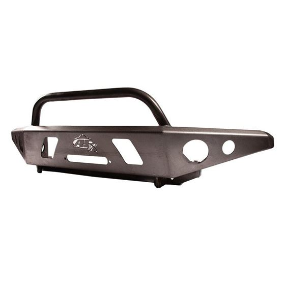 9504 Toyota Tacoma APEX Front Bumper Bare Steel with LED Hoop 1