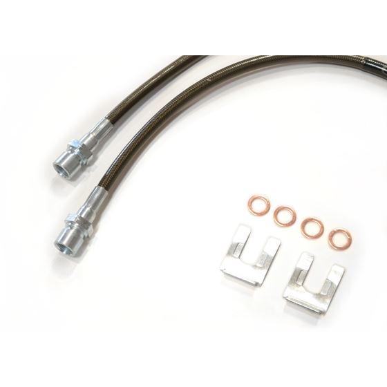 06 18 RAM 1500 2WD Brakeline Kit 3