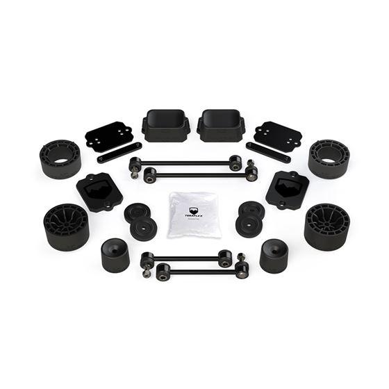 2 Door Sport/Sahara 2.5 Inch Performance Spacer Lift Kit No Shocks Or Shock Extensions-1