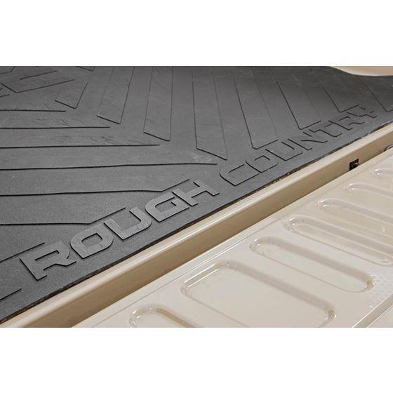 Dodge Bed Mat wRC Logos 1920 RAM 1500 5ft 7 Inch Bed 1