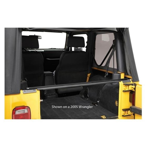 Tailgate Bar replacement  Jeep 20072018 Wrangler JK 2DR  4DR 1